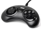 Controller -- Six Button (Genesis)