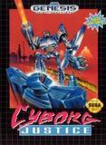 Cyborg Justice (Genesis)