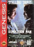 Demolition Man (Genesis)