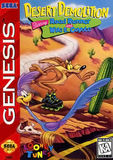 Desert Demolition: Starring Road Runner and Wile E. Coyote (Genesis)