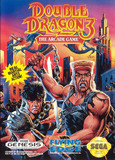 Double Dragon 3: The Arcade Game (Genesis)