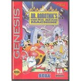 Dr. Robotnik's Mean Bean Machine (Genesis)