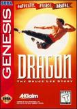 Dragon: The Bruce Lee Story (Genesis)