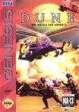 Dune: The Battle for Arrakis (Genesis)