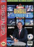 ESPN Baseball Tonight (Genesis)