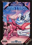Fighting Masters (Genesis)