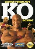 George Foreman's KO Boxing (Genesis)