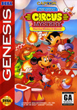 Great Circus Mystery: Starring Mickey & Minnie, The (Genesis)