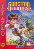Gunstar Heroes (Genesis)