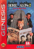 Home Alone 2: Lost in New York (Genesis)