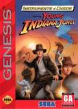 Instruments of Chaos Starring Young Indiana Jones (Genesis)