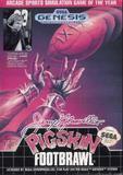 Jerry Glanville's Pigskin Footbrawl (Genesis)