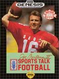 Joe Montana II: Sports Talk Football (Genesis)
