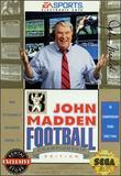 John Madden Football '93 -- Championship Edition (Genesis)