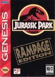 Jurassic Park -- Rampage Edition (Genesis)