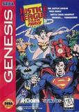 Justice League: Task Force (Genesis)