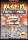 Ka-Ge-Ki: Fists of Steel (Genesis)