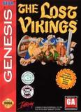 Lost Vikings, The (Genesis)