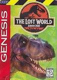 Lost World: Jurassic Park, The (Genesis)