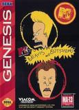 MTV's Beavis and Butt-Head (Genesis)