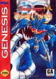 Mazin Saga Mutant Fighter (Genesis)