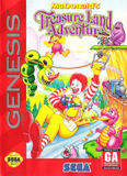 McDonald's Treasure Land Adventure (Genesis)