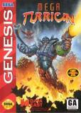 Mega Turrican (Genesis)
