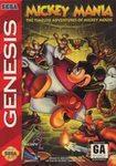 Mickey Mania (Genesis)