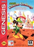 Mickey's Ultimate Challenge (Genesis)