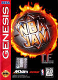 NBA Jam: Tournament Edition (Genesis)