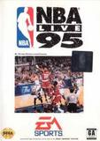 NBA Live 95 (Genesis)
