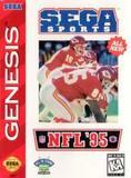 NFL '95 (Genesis)