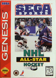 NHL All-Star Hockey '95 (Genesis)