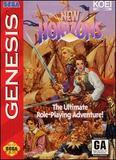 New Horizons (Genesis)
