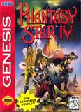 Phantasy Star IV -- Box Only (Genesis)