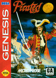 Pirates! Gold (Genesis)