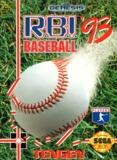 R.B.I. Baseball '93 (Genesis)