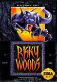 Risky Woods (Genesis)