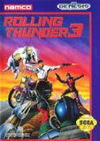 Rolling Thunder 3 (Genesis)