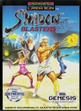 Shadow Blasters (Genesis)