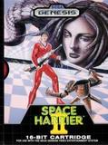 Space Harrier II (Genesis)