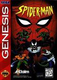 Spider-Man -- 1995 Acclaim Version (Genesis)