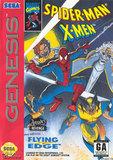 Spider-Man/X-Men: Arcade's Revenge (Genesis)
