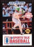 Sports Talk Baseball (Genesis)