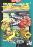 Street Fighter II -- Special Champion Edition (Genesis)