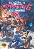 Streets of Rage 2 (Genesis)