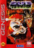 Sub Terrania (Genesis)