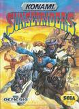 Sunset Riders (Genesis)