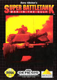 Super Battletank: War in the Gulf (Genesis)