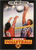Super Volleyball (Genesis)